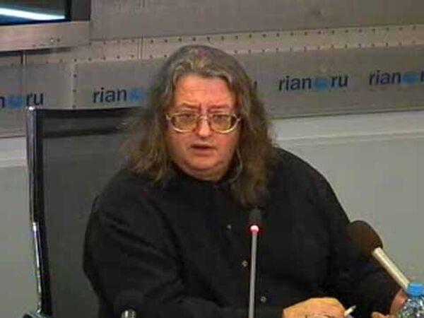 Александр Градский. ЖИВьЁМ в России
