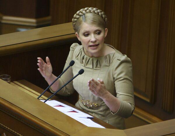 Литвин не верит в развал коалиции и уход Тимошенко с поста до выборов