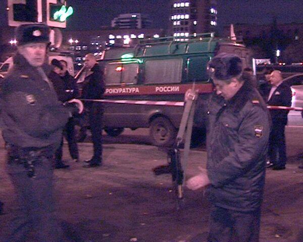 Владельца баскетбольного клуба Спартак застрелили в центре Москвы