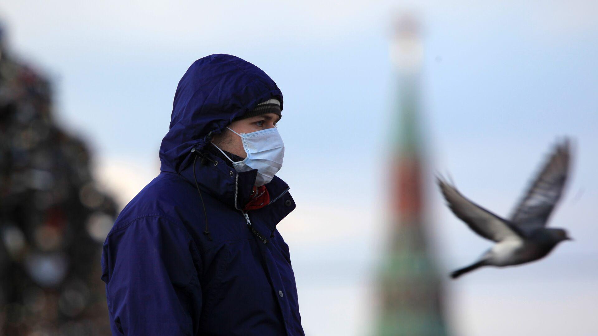 Меры предосторожности для защиты от вируса свиного гриппа - РИА Новости, 1920, 18.10.2020