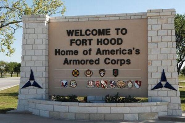 Военная база Форт-Худ в Техасе