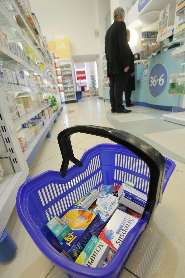 Заболеваемость гриппом и ОРВИ в Москве ниже эпидемпорога на 18,3%