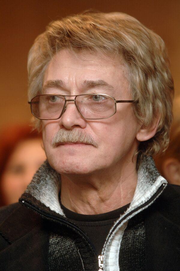 Заслуженный артист РФ  Игорь Старыгин