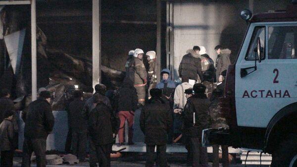 Тела пяти россиян, погибших в пожаре в Астане, отправлены на родину