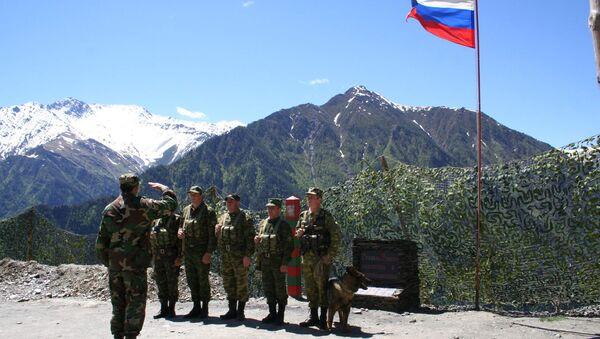 Совфед ратифицировал соглашения с Абхазией и ЮО об охране границ