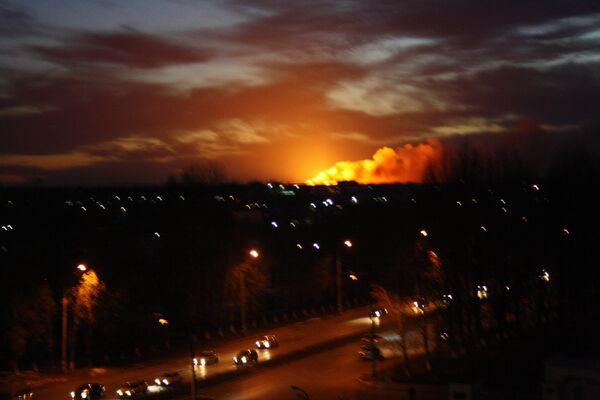 Уголовное дело по взрывам в Ульяновске передано в военную прокуратуру