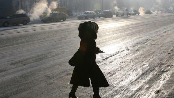 Рекордно низкая температура зафиксирована в Польше