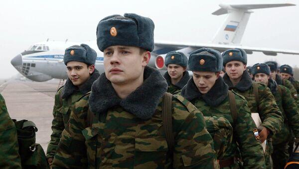 Отправка срочников из Калининграда домой идет по графику - Балтфлот