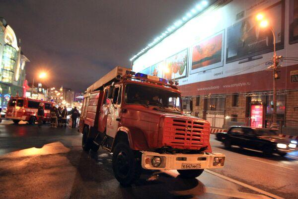 В Ульяновске на автозаправочной станции прогремел взрыв