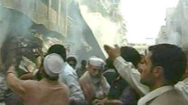 Взрыв в Пакистане. Архив