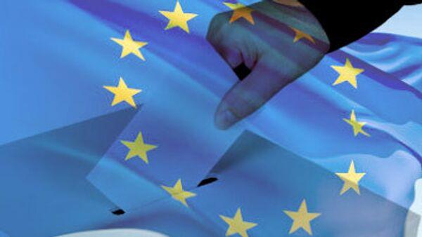 Выборы первого президента ЕС