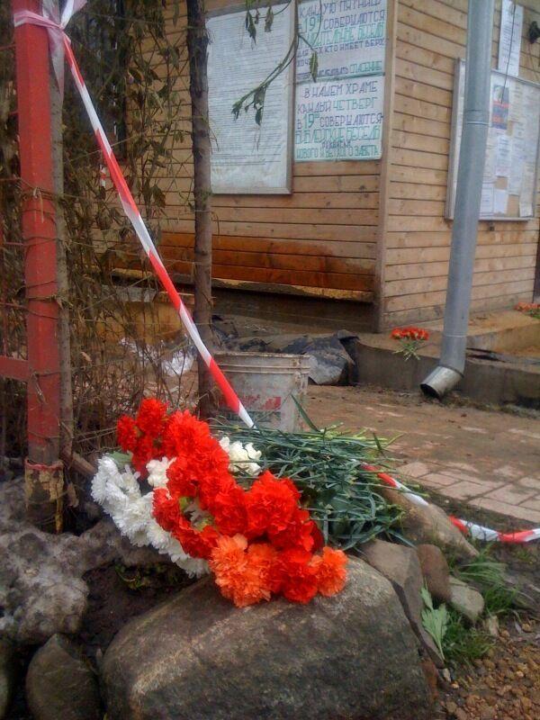Убит известный священник Даниил Сысоев в храме на юге Москвы. Архив