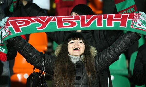 Футбол. РФПЛ. Матч Рубин (Казань) - Зенит (С.Петербург) 0:0