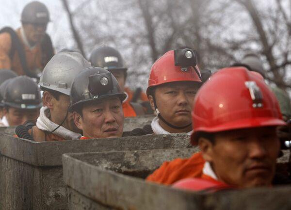 Путин выразил соболезнования в связи с аварией на шахте в КНР