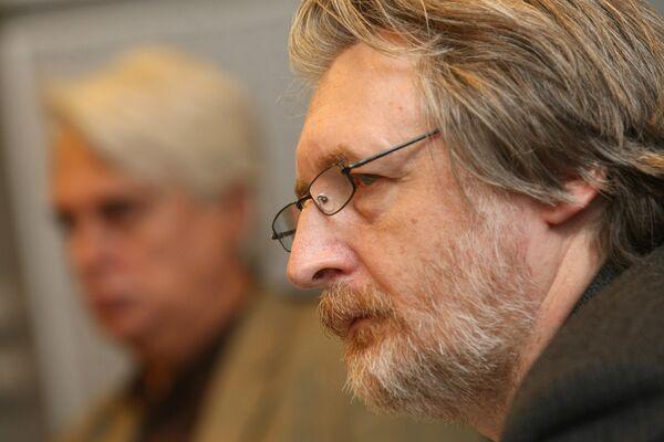Финалист Национальной литературной премии Большая книга Андрей Балдин