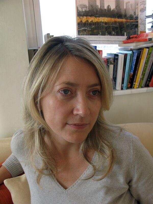 Жанна Буллок, владелица RIGroup, в своей квартире на Манхэттене