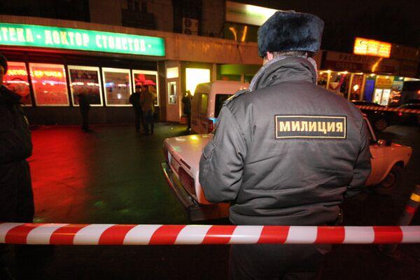 Сотрудник столичной милиции Анвер Ибрагимов в состоянии алкогольного опьянения избил двух уроженцев Абхазии