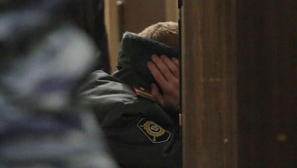 Милиционер, подозреваемый в нападении на уроженца Абхазии, в Кузьминской межрайонной прокуратуре