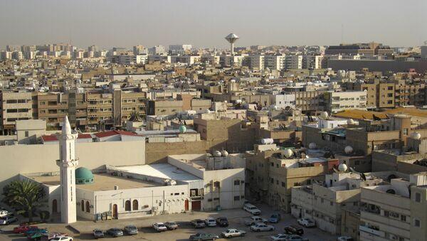 Вид города Эр-Рияд. Архивное фото