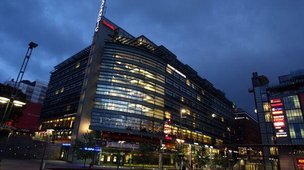 Центр Хельсинки.