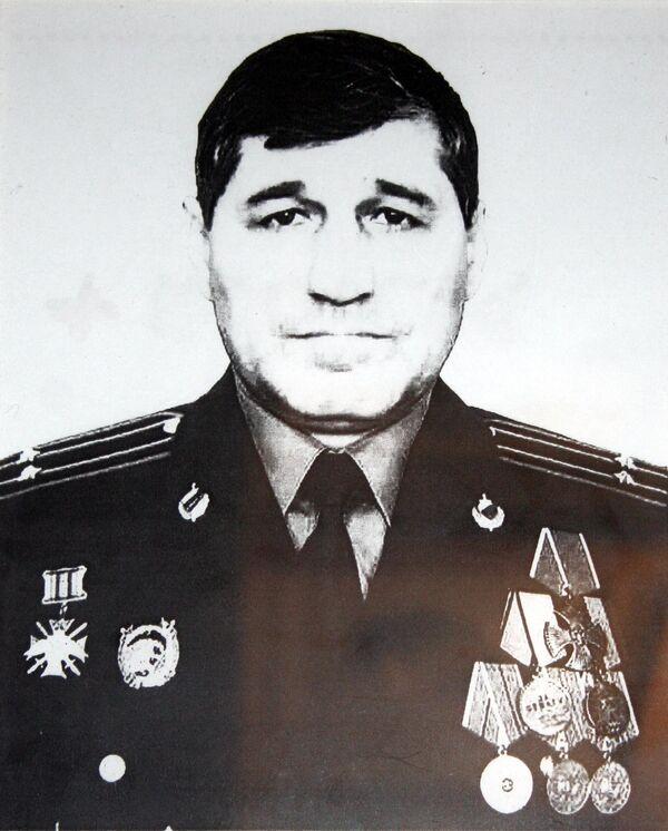 В Махачкале скончался раненый командир отряда СОБР Шапибула Алигаджиев