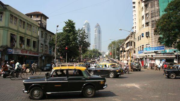 Город Мумбаи, Индия. Архивное фото