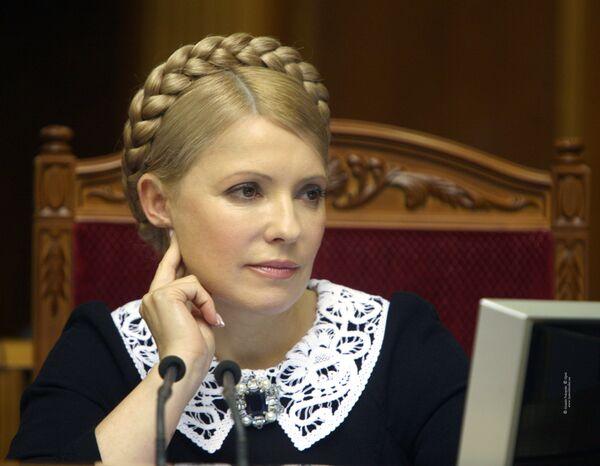 Тимошенко подтвердила намерение Украины рассчитаться за декабрьский газ
