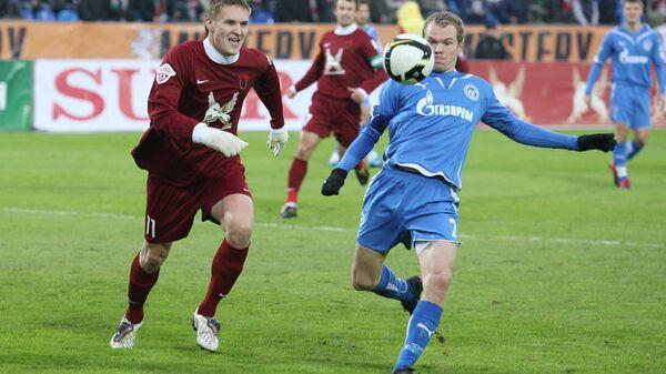 Стабильный Рубин в футболе вновь сильнее нестабильной Москвы
