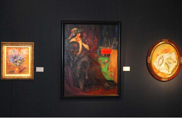 Крупнейшие аукционные дома Лондона начинают традиционную сессию торгов русским искусством