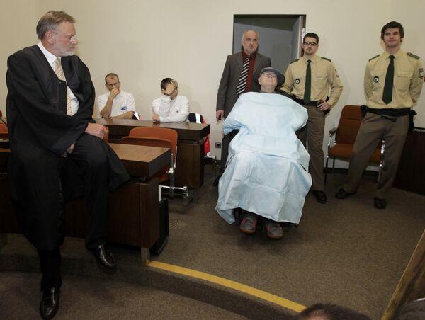 Демьянюку не удастся избежать обвинения в убийстве узников концлагерей