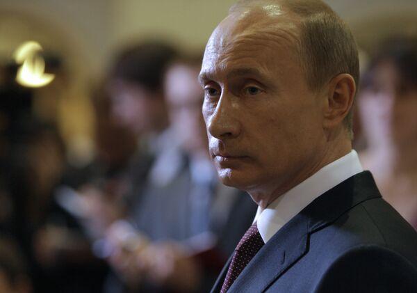 Премьер-министр РФ Владимир Путин ответил на вопросы россиян в прямом эфире