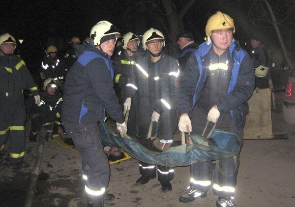 Трагедия в Перми: более ста человек погибли при пожаре в ночном клуб