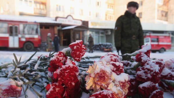 Пожар в Перми: четыре дня спустя. Фото- и видеохроника