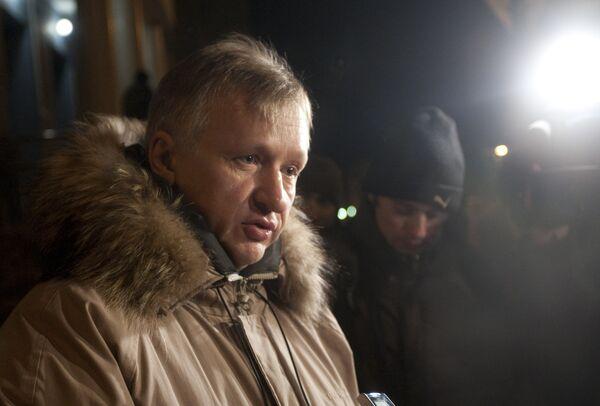 Прокурор Ленинского района города Перми Владимир Рыбайло
