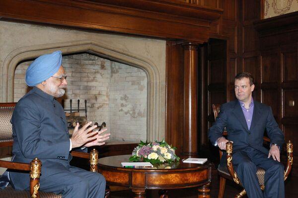 Россия и Индия готовы укреплять форматы взаимодействия в рамках БРИК