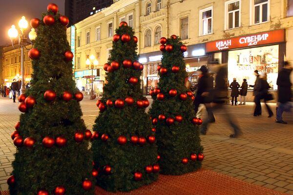 Представитель РПЦ призвал не превращать Новый год в неоязыческий культ