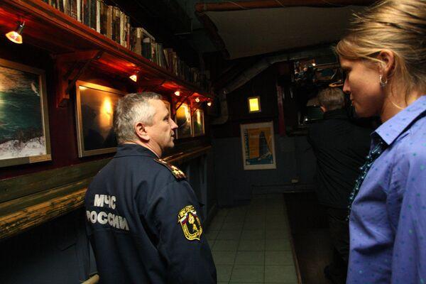 Шесть кафе и клубов продолжали работать в Москве, несмотря на запрет