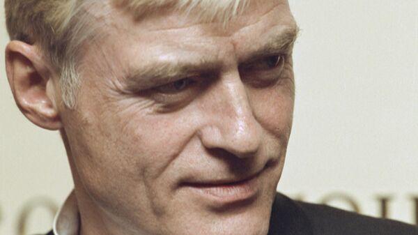 Актер театра и кино Борис Щербаков. Архивное фото