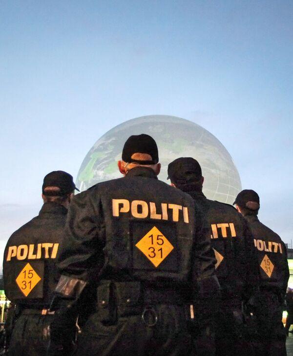 В Копенгагене задержаны более 30 экологов, готовивших акцию протеста