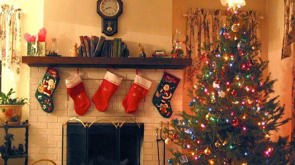 Немцы не любят получать в подарок на Рождество носки и чулки