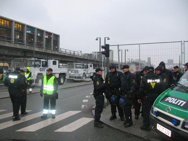 Усиление мер безопасности на климатической конференции ООН в Копенгагене