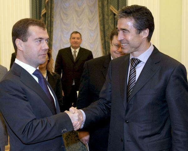 Визит Генсека НАТО в Москву: глобальных договоренностей не достигнуто
