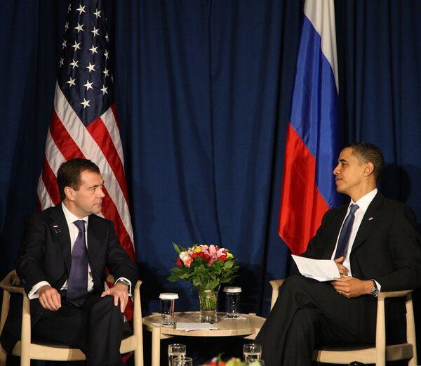 Россия и США продолжат работу по вопросам климата