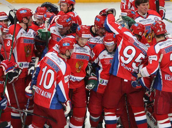 Назван состав олимпийской сборной России по хоккею