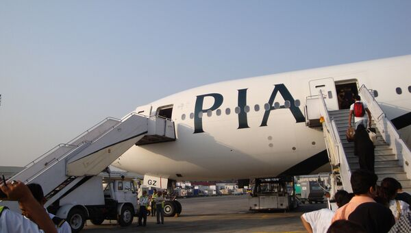 Pakistan International Airlines (PIA). Архивное фото