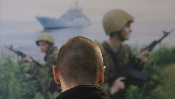 Возбуждено дело по факту дезертирства военнослужащего из Южной Осетии