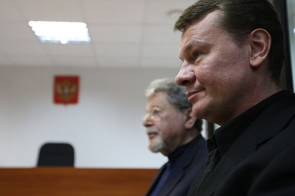 Суд приговорил актера Галкина к году и двум месяцам заключения условно