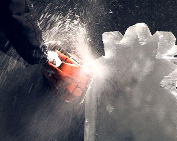 """От """"Востока"""" - до наших дней: история космоса изо льда"""