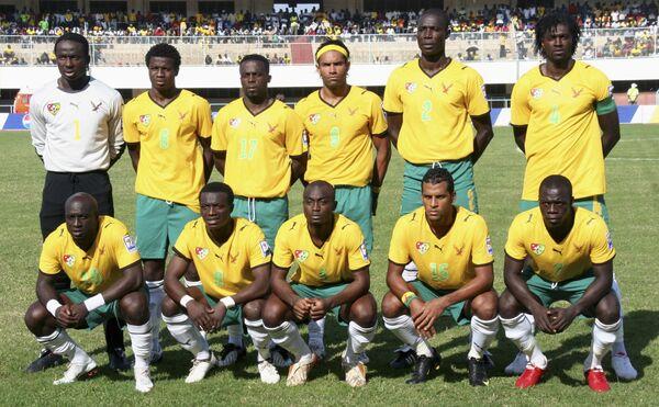 Сборная Того по футболу