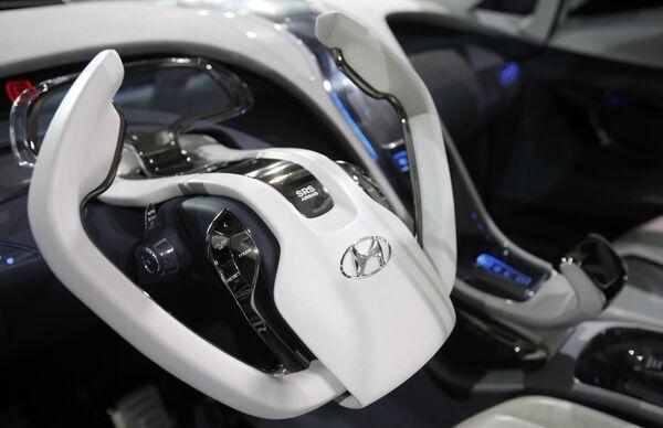 Чистая прибыль Hyundai Motor в I кварталe выросла более чем в 5 раз